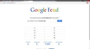 GoogleFeud 1