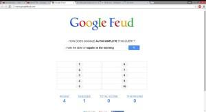 Googlefeud 2