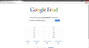 Googlefeud 3
