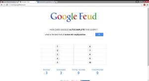 Googlefeud 5